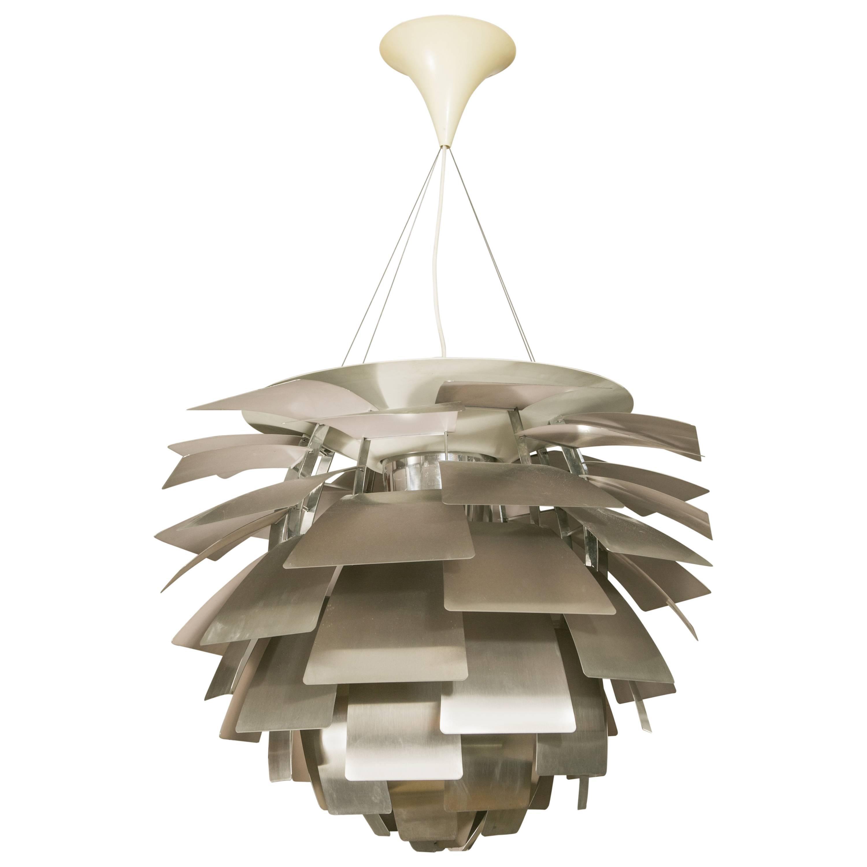 Large 'Artichoke' Ceiling Fixture by Poul Henningsen for Poulsen