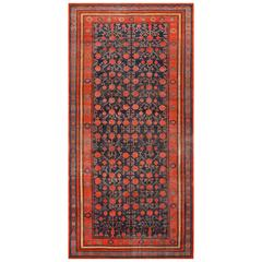 Pomegranate Design Antique Khotan Rug