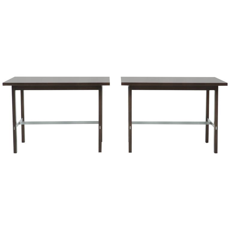 Set of Mid-Century Modern Paul McCobb Side Tables