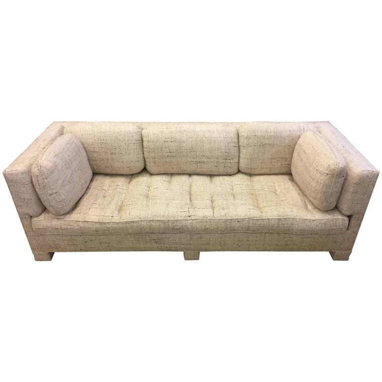 Original Fabulous Billy Baldwin Vintage Sofa For Sale At
