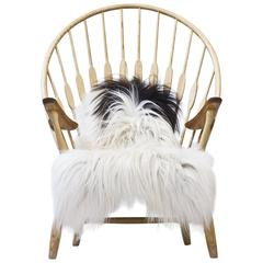 """""""Peacock Chair"""" by Hans J. Wegner for Johannes Hansen"""