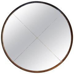 Large Industrial Four-Plate Mirror