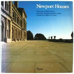 Newport Houses First Edition by Jane Mulvagh
