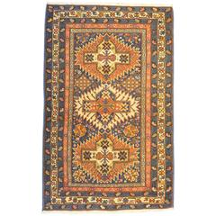 Fantastic 19th Century Shrivan Rug