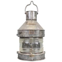 Galvanized Steel Masthead Lantern