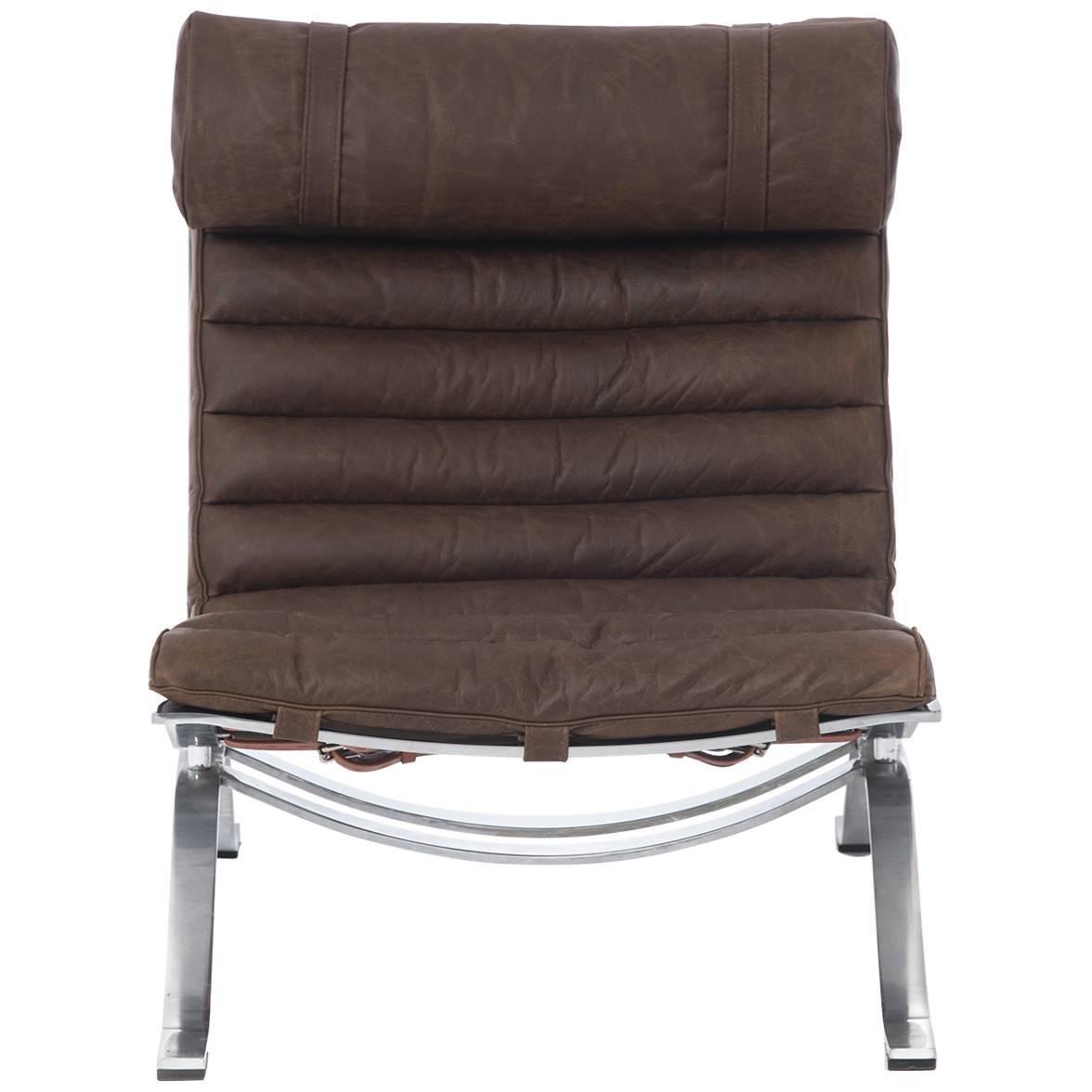 Scandinavian Modern Ari Easy Chair Arne Norell AB Sweden