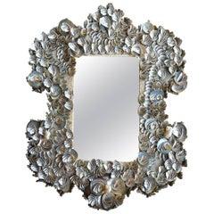 Sea Shell Mirror