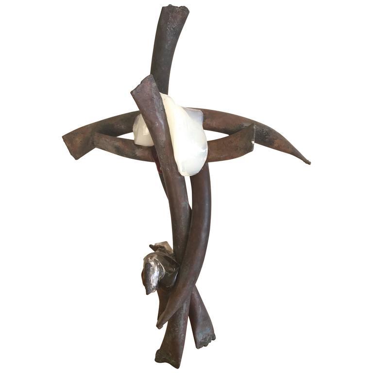 Claire Falkenstein Abstract Sculpture 1
