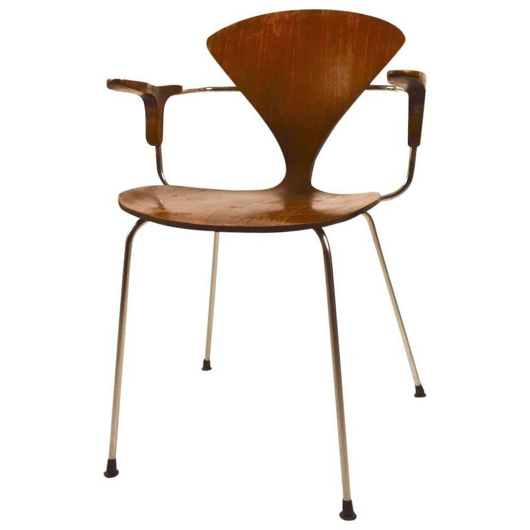 Possibly Unique Armchair Attributed to Cherner