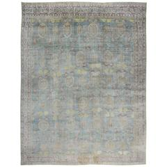 Indian Cotton Agra Rug
