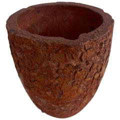 Ceramic Smelting Crucible or Planter