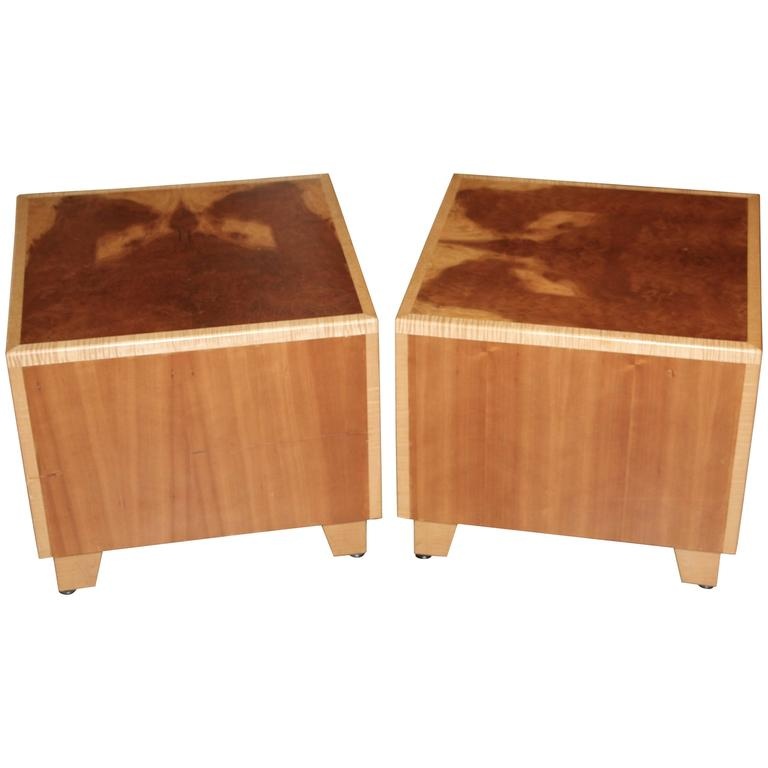 "Joseph Kelly Custom Made ""Rorshach Bunching Tables"" For Sale"