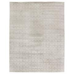 Terra Rug in Natural Wool