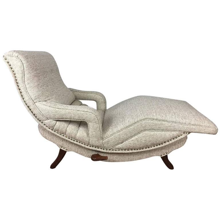 Contour Lounge Chair At 1stdibs