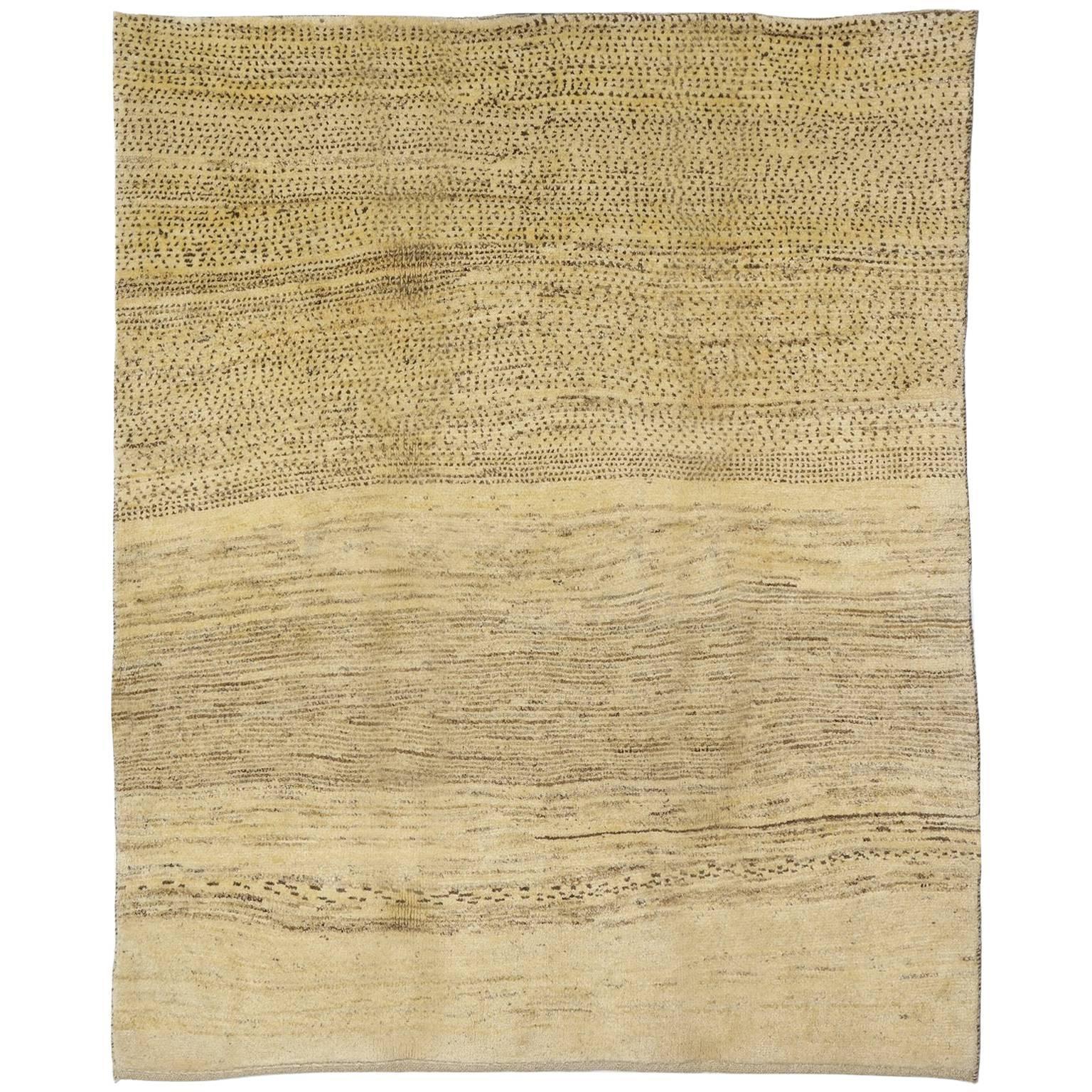 Orley Shabahang Gabehrez Carpet in Undyed Handspun Wool