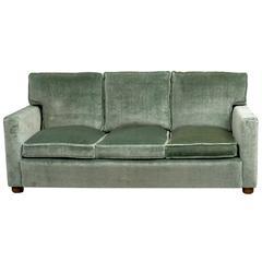 Vintage Gold Sofa For Sale At 1stdibs