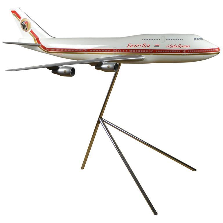 Huge Airplane Boeing, Promotional Model