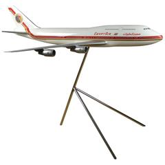 Huge Airplane Boeing, Promotional Model