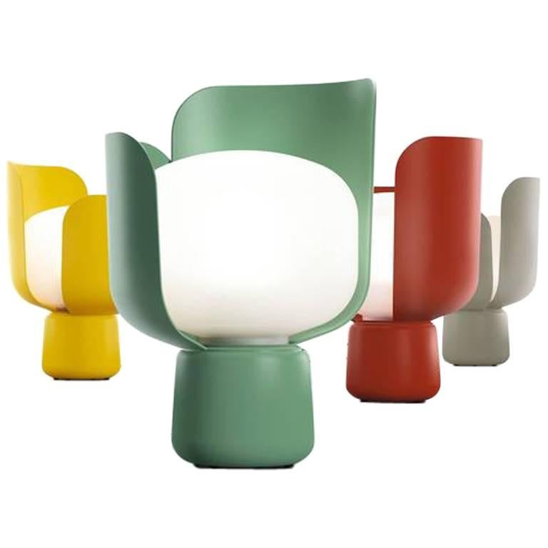 BLOM Table Lamp Designed by Andreas Engesvik for Fontana Arte For Sale