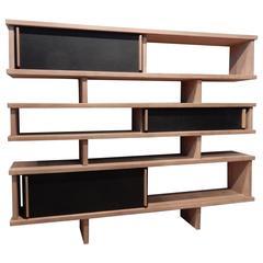 Mid-Century Perriand Style Bookshelf