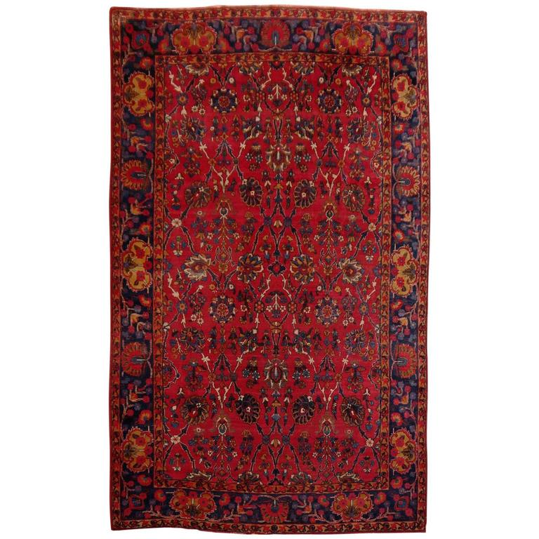 Antique Indian Rug For Sale At 1stdibs