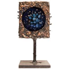"""James Bearden Small """"Segment"""" Sculpture"""