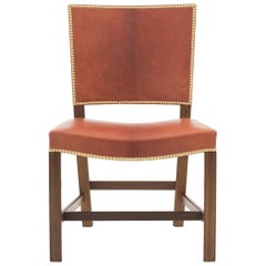 Kaare Klint Red Chair, Rud. Rasmussen, 1930s