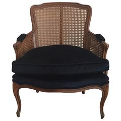 1940s Caneback French Bergere