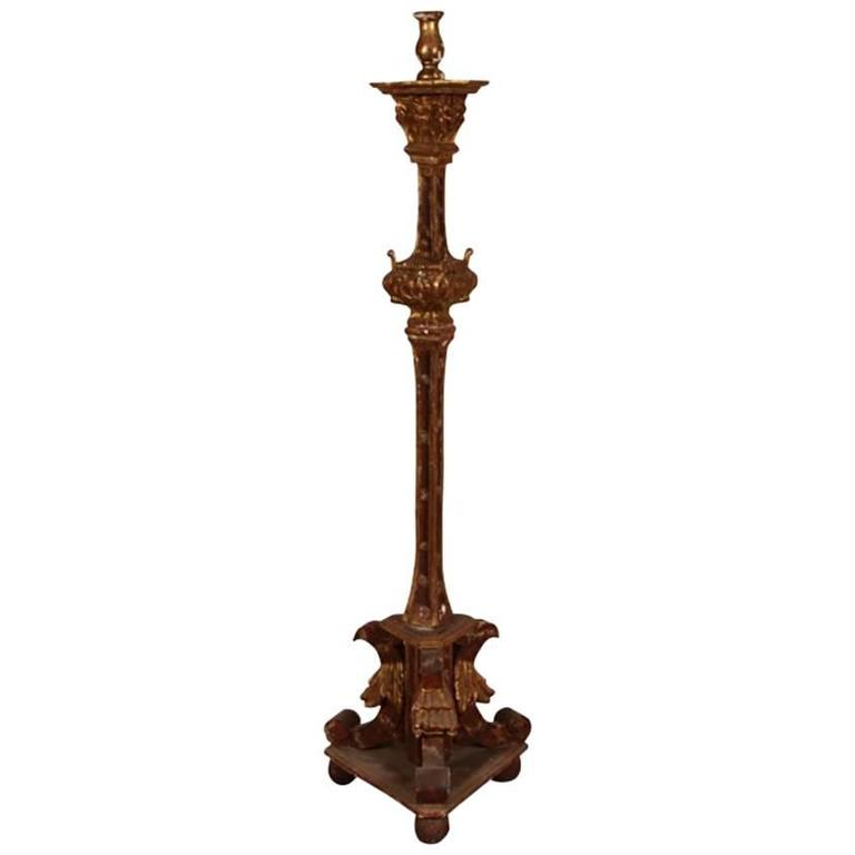 Antique Venetian Torchier For Sale