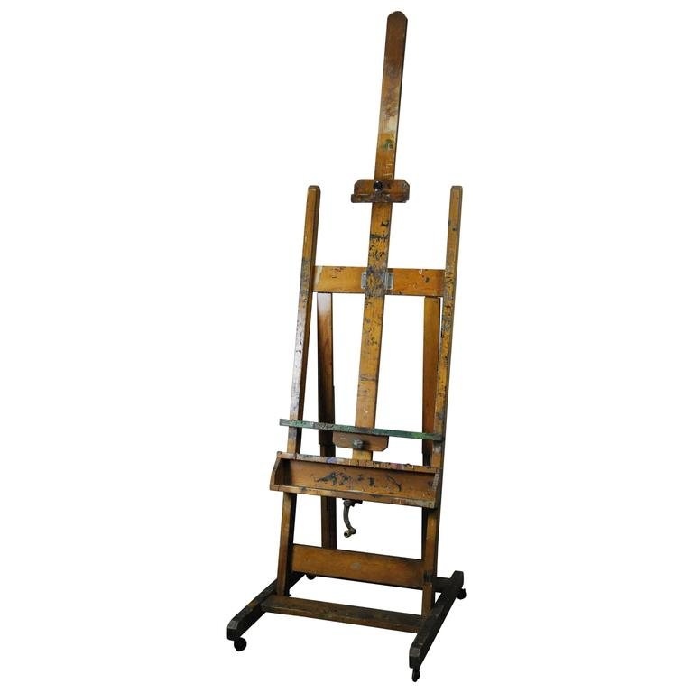 1950 Anco Bilt American Made Easel For