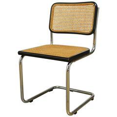 Mid-Century Cesca Chair by Marcel Breuer