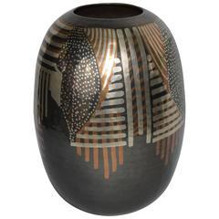 20th Century Hammered Vase