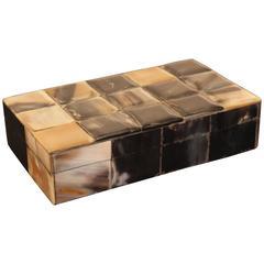 1970s Bone Box