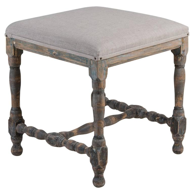 18th Century Period Baroque Stool