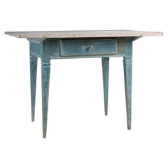 18th Century Swedish Painted Gustavian Desk