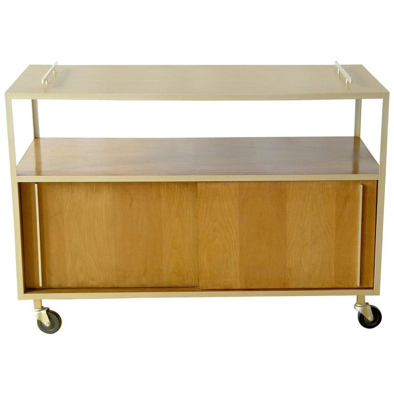 1950s Serving Cart For Sale