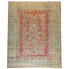 Decorative Persian Sarouk Carpet
