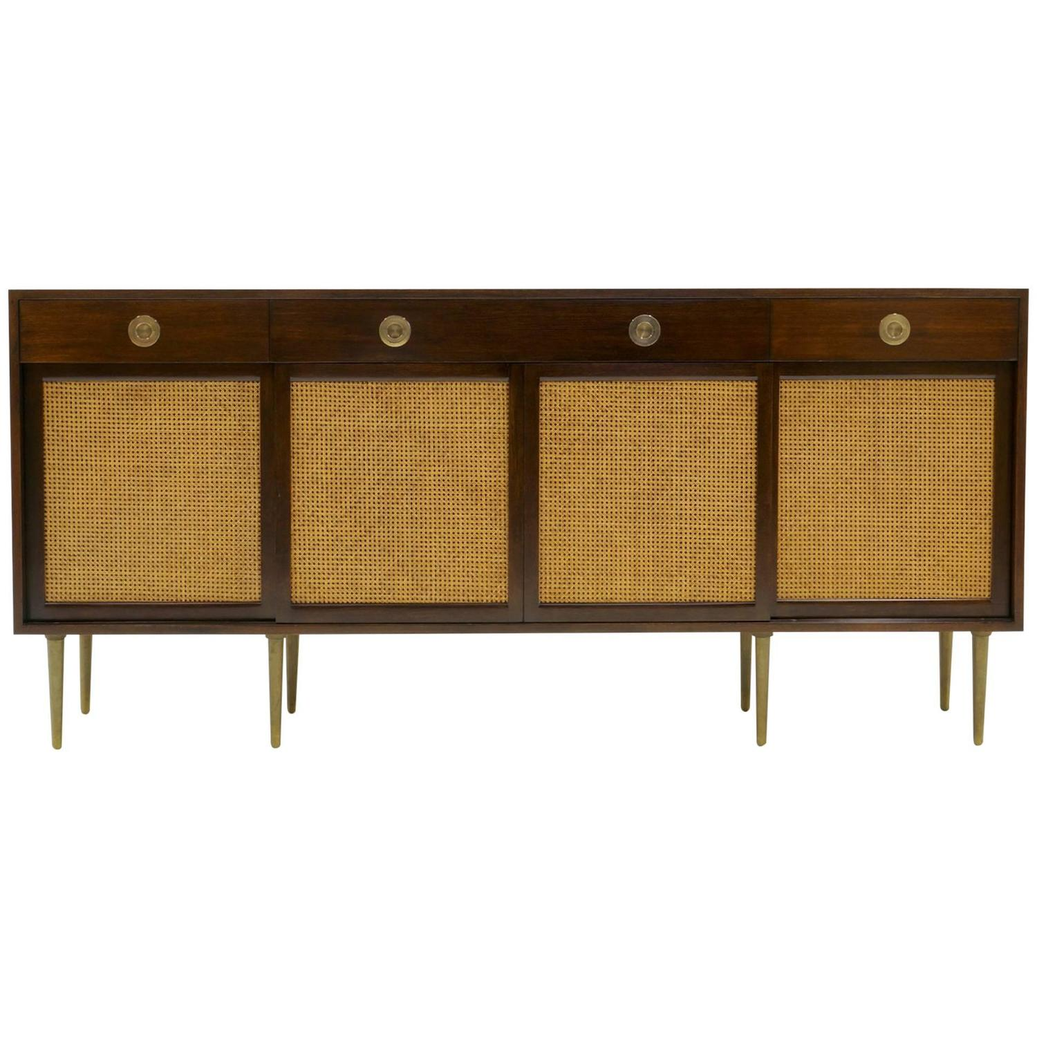 Cabinet Or Buffet By Edward Wormley For Dunbar Solid