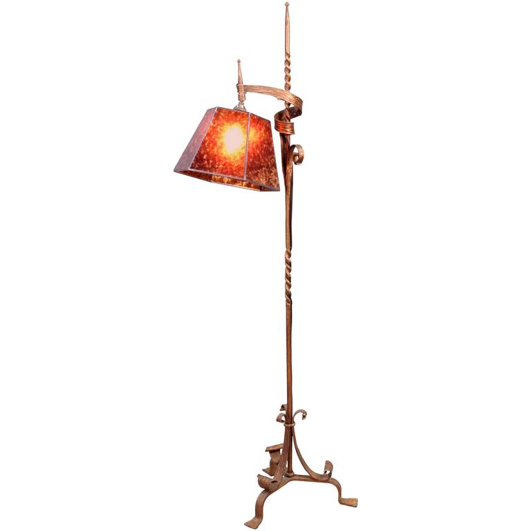 1920s spanish revival floor lamp with intriguing design for 1920 floor lamp