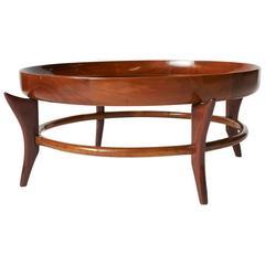 """Giuseppe Scapinelli """"Maracana"""" Coffee Table"""