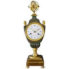 French Empire Mantel Clock