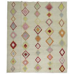 Vintage Inspired Tulu Carpet