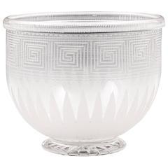 Regency Tea Caddy Bowl