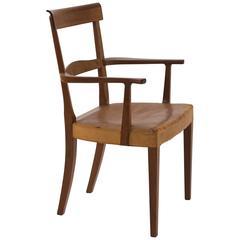 Kaare Klint 'Ravenna' Armchair for Rud. Rasmussen