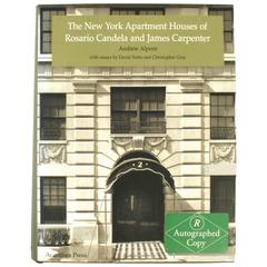New York Apartment Houses of Rosario Candela and James Carpenter First Edition