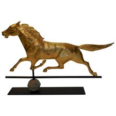 American Copper Horse Weathervane