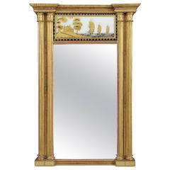 Rare Federal Mirror