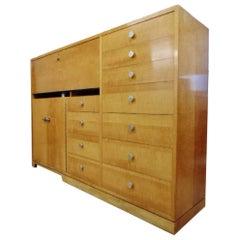 Unique Custom Dry Bar Cabinet by Philip Johnson