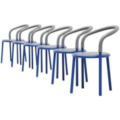 Fritz Hansen Pelikan Garden Chairs, 1990