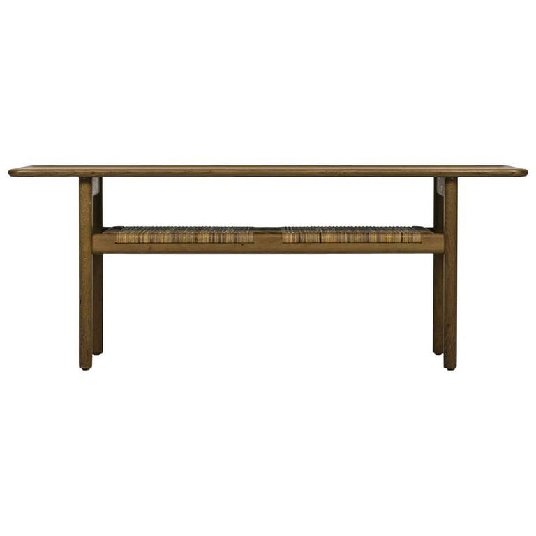 Hans Wegner Coffee Table Model AT-10 by Andreas Tuck in Denmark